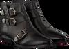 Zwarte MJUS Biker boots 186204  - small