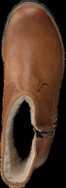Cognac BLACKSTONE Biker boots OL24  - large
