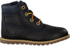 Blauwe TIMBERLAND Veterboots POKEY PINE 6IN BOOT KIDS  - small