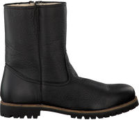 Zwarte BLACKSTONE Lange laarzen OM21  - medium