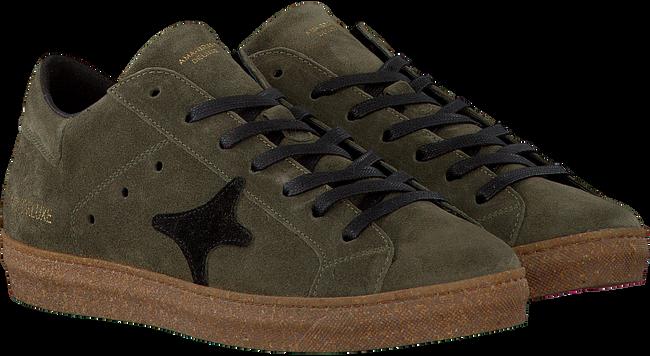 Groene AMA BRAND DELUXE Sneakers AMA-B/DELUXE HEREN  - large