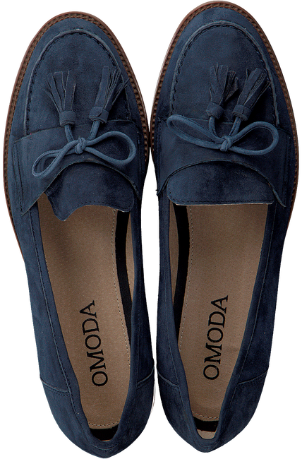 Blauwe OMODA Loafers 1182106  - large