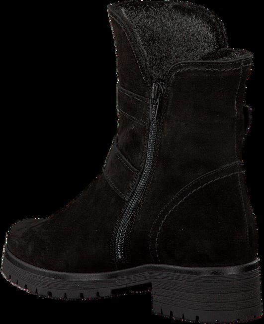 Zwarte GABOR Biker boots 093 - large