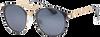 Zwarte IKKI Zonnebril DINK  - small