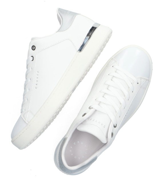 Witte CRUYFF CLASSICS Lage sneakers PATIO  - large