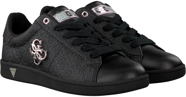 Zwarte GUESS Sneakers FLBYS1 LEA12 - large