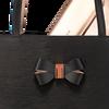 Zwarte TED BAKER Handtas BOWMISA - small