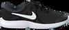 Zwarte NIKE Sneakers REVOLUTION 4 (GS)  - small