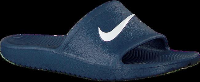 Blauwe NIKE Slippers KAWA SHOWER (GS/PS)  - large
