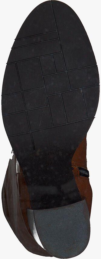 Cognac NOTRE-V Lange laarzen AH73  - larger