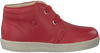 Rode FALCOTTO Babyschoenen 1195 - small