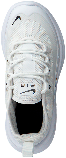 Witte NIKE Lage sneakers AIR MAX AXIS (PS) tCt6KrFw
