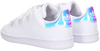 Witte ADIDAS Lage sneakers STAN SMITH CF C  - small
