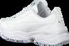 Witte PUMA Lage sneakers CILIA  - small