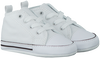 Witte CONVERSE Babyschoenen FIRST STAR  - small