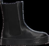 Zwarte HIP Chelsea boots H1369  - medium