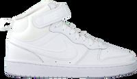 Witte NIKE Hoge sneaker COURT BOROUGH MID 2 (GS)  - medium