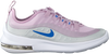 Paarse NIKE Lage sneakers AIR MAX AXIS (GS)  - small