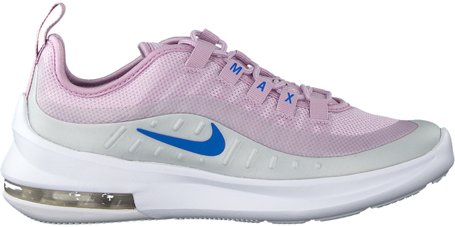 Paarse NIKE Lage sneakers AIR MAX AXIS (GS)  - large