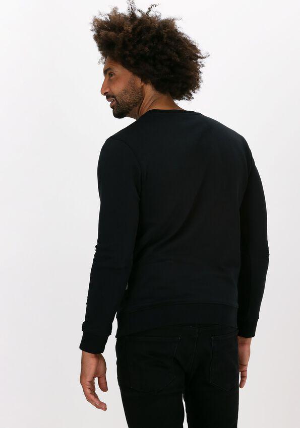 Zwarte NATIONAL GEOGRAPHIC Trui CREW NECK  - larger