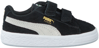 Zwarte PUMA Sneakers SUEDE 2 STRAPS - medium