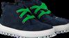 Blauwe BRAQEEZ Veterschoenen 418053 - small