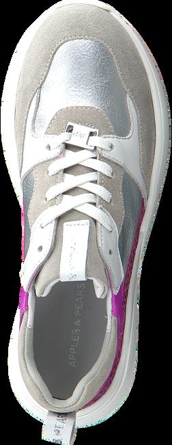 Zilveren APPLES & PEARS Lage sneakers FRANCES  - large