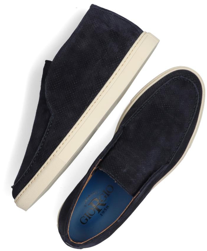 Blauwe GIORGIO Nette schoenen 13747  - larger