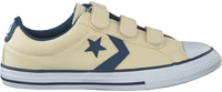 Witte CONVERSE Sneakers STAR PLAYER 3V OX KIDS  - medium