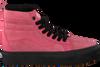 Roze VANS Sneakers SK8 HI PLATFORM MTE - small