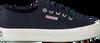 Blauwe SUPERGA Sneakers 2730 COTU - small
