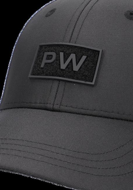 Zwarte PUREWHITE Pet 'PW' VELCRO BADGE ON FRONT  - large