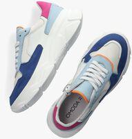 Blauwe OMODA Lage sneakers O1266-212  - medium