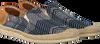 Blauwe LA SIESTA Instappers MIRAMAR - small