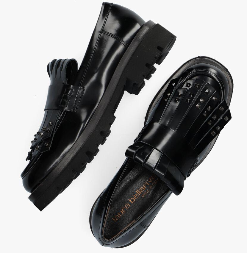 Zwarte LAURA BELLARIVA Loafers 7109A  - larger