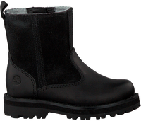 Zwarte TIMBERLAND Enkelboots COURMA KID WARM LINED BOOT  - medium