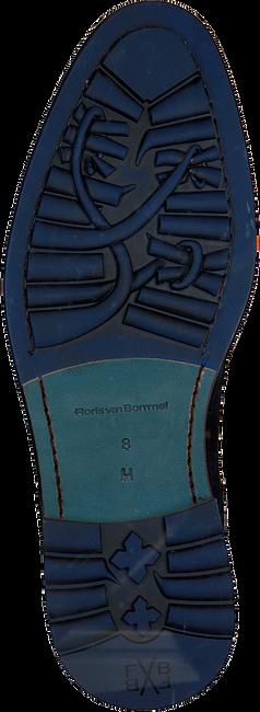 Blauwe FLORIS VAN BOMMEL Veterboots 10506  - large