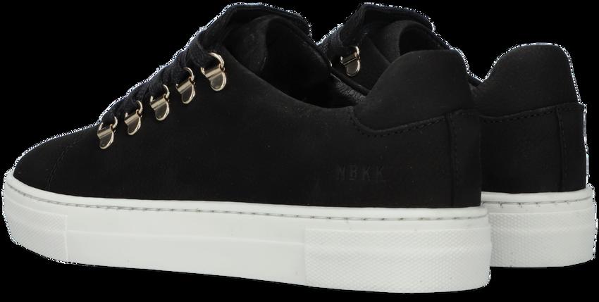 Zwarte NUBIKK Lage sneakers JAGGER CLASSIC JR  - larger