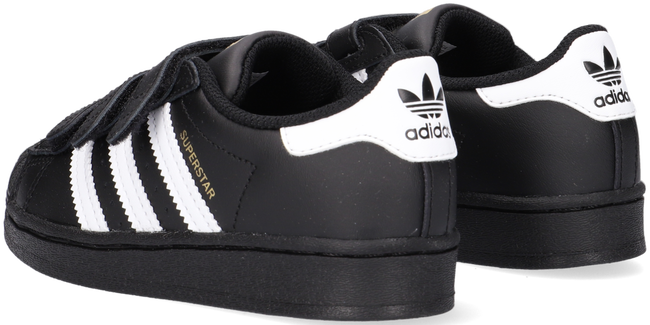 Zwarte ADIDAS Sneakers SUPERSTAR CF C  - large