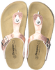 Roze BRAQEEZ Slippers SUNNY SPAIN  - small