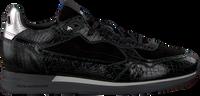 Zwarte FLORIS VAN BOMMEL Lage sneakers 85312  - medium
