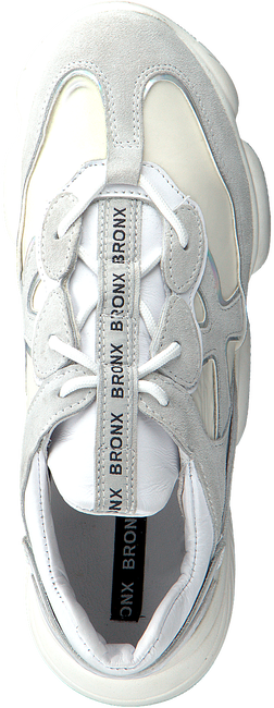 Grijze BRONX Sneakers FRANKY JAMES - large