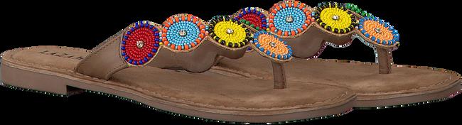 Bruine LAZAMANI Slippers 75.451  - large