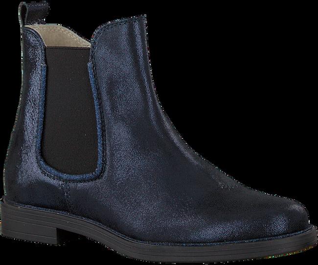Blauwe OMODA Chelsea boots B1998 - large