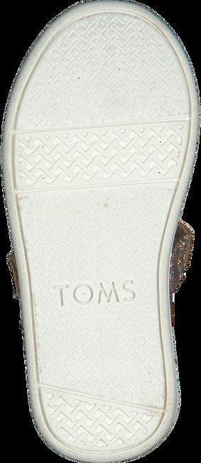 gouden TOMS Ballerina's MARY JANE  - large