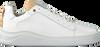 Witte FRED DE LA BRETONIERE Lage sneakers 101010125  - small