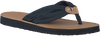 Blauwe TOMMY HILFIGER Slippers BEACH SANDAL - small