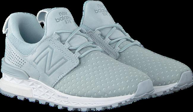 Blauwe NEW BALANCE Sneakers WS574 WMN - large