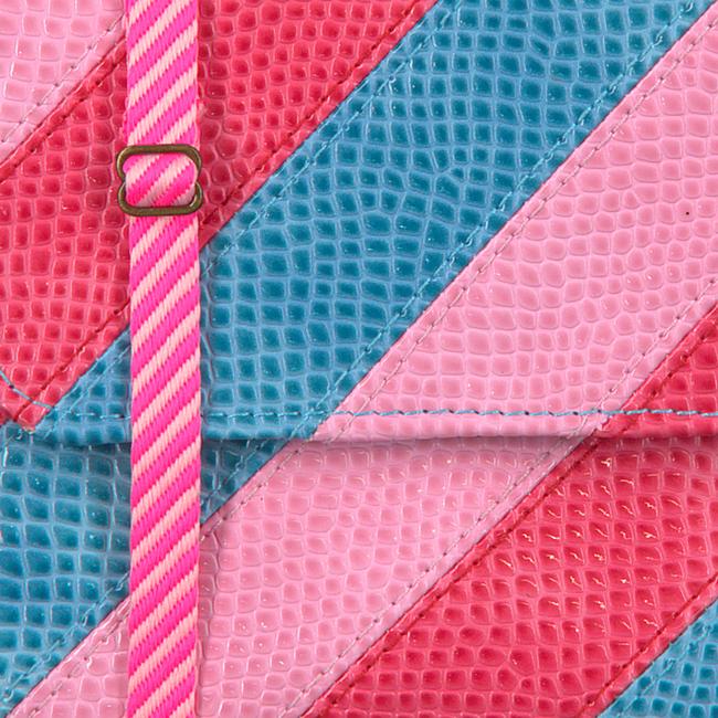 Roze LE BIG Schoudertas SILVANA BAG  - large
