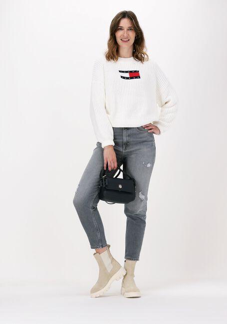 Grijze TOMMY JEANS Mom jeans MOM JEAN UHR TPRD BE782 SVGRRG - large